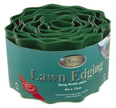 Small Lawn Edging - 12cm x 6 Metres