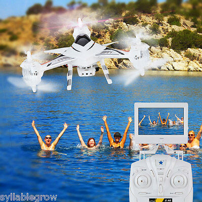 CXHOBBY CX-33S 5.8G FPV Gyro Drone 2.4G 6 Axis RC Quadcopter with 2MP HD Camera