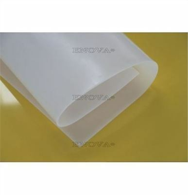 """Brand New Silicone Rubber Sheet Commercial Grade High Temp Plate Mat 20""""X20"""" 1 F"""