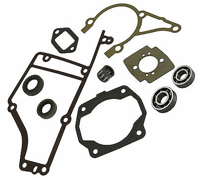 Gasket Set With Seals & Main, Small End Bearings Fits STIHL TS400