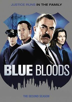 Blue Bloods - Stagione 02  6 Dvd  Cofanetto  Serie-Tv