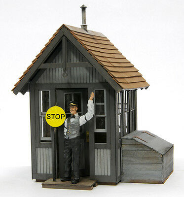 G scale  BANTA MODEL WORKS #8065 Crossing Shanty