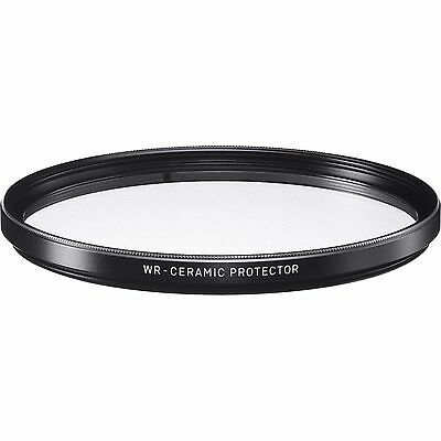 Sigma 77mm WR Ceramic Protector Filter,In London