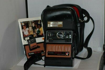 Kodak Ek300 Instant  Film Camera  Collectors Item.