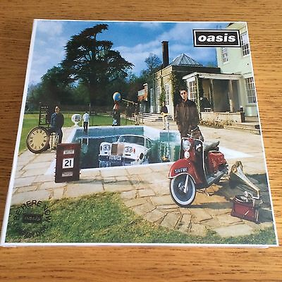 Oasis - Be Here Now - Fanclub Limited Edition Cd Boxset