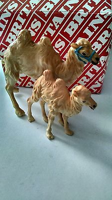 Britains #1351 Adult and Baby Camel 1971