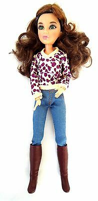 """Katie - Liv doll fully poseable 12"""" Spin Masters 2009-with Wig and outfit"""