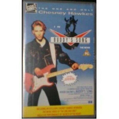 Buddy's Song Chesney Hawkes Roger Daltrey VHS VIDEO