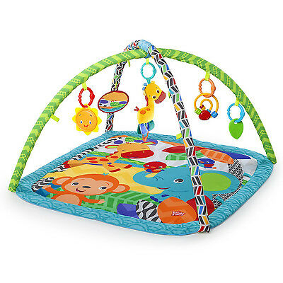 Baby Gym Baby Activity Play Mat Soft Floor Musical Toy Infant Playmats Zippy Zoo