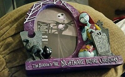 Nightmare Before Christmas Sally Picture Frame