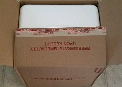 "Styrofoam Insulated Cooler with Shipping Box ext. meas 15.5""L x 13.5""W x 12""H"