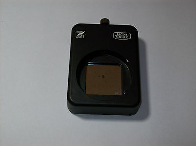 Vintage Zeiss Ikon Angle Picture Taking 49Mm Front Lens Attachment- Free Ship