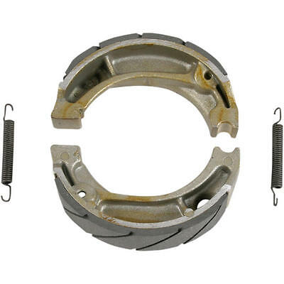 EBC Grooved Brake Shoes Front fits Honda TLR200 Reflex 1986-1987