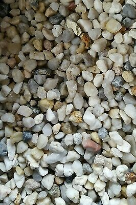 Aquarium Pebbles...bucket 20Cm Diameter, Pebbles 16Cm High