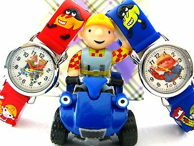 Bob the builder magnetic connected toys figures scrambler & watches gift box