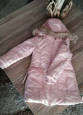 PAMPOLINA Reload Wintermantel Jacke Gr. 116 TOP!