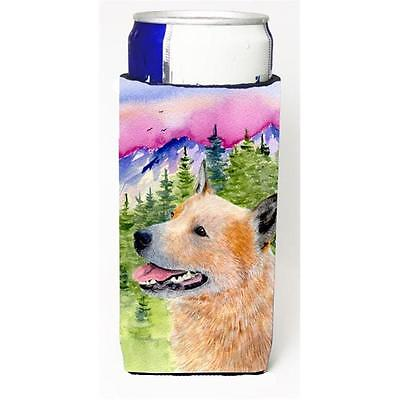 Australian Cattle Dog Michelob Ultra bottle sleeves For Slim Cans 12 oz.