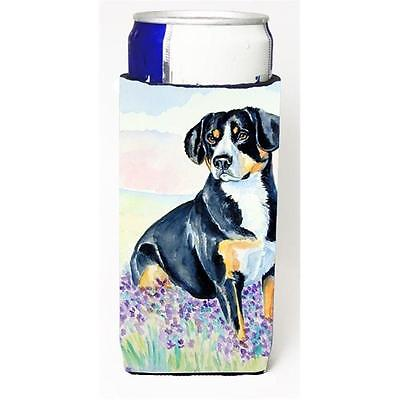Entlebucher Mountain Dog Michelob Ultra bottle sleeve for Slim Can