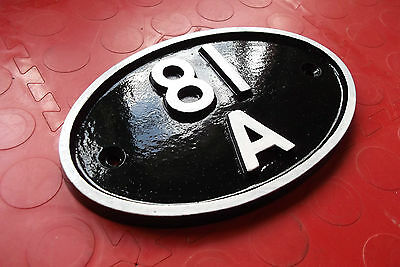 Reproduction 81A Shedplate Old Oak Common