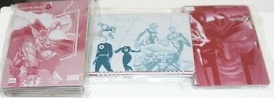 Marvel 2016 Masterpieces Fleer Retro Premier NOW Vibranium Printing Plate