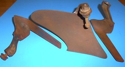 Vintage Planet Jr.  #1096 Plow with # 4061  &  # 4062 Sweep / Shank  Made USA