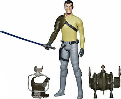 Hasbro Star Wars  Rebels Ultimate Deluxe Kanan Jarrus Figur 30cm A8563