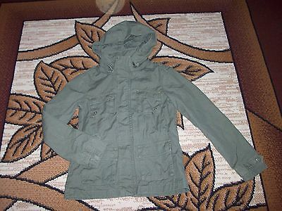 H&M Girls Hooded Jacket age 10-11 years Height 140-146 cm.