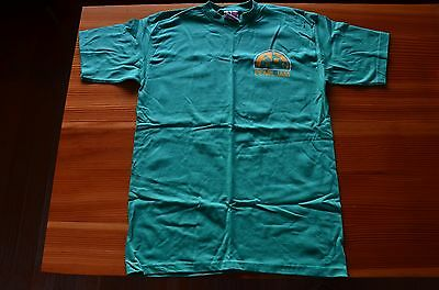 Pearl Jam Seattle Supersonics shirt ADULT size M Medium Brand New
