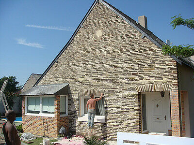 Stone Cladding is so 1960's