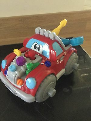 Chicco Talking Mechanic Excellent Condition