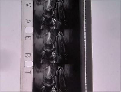 16mm FILM - GOLD OF THE SEVEN SAINTS - 1961 - WARNERSCOPE -  REEL 1 ONLY