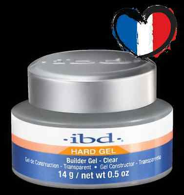 Gel UV IBD Builder CLEAR 14g - Neuf