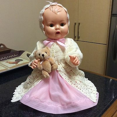 Vintage Kader Baby Doll 20 Inches Tall