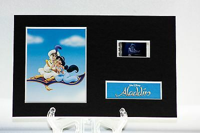 Aladdin - 6 x 4 Unframed movie film cell display great gift