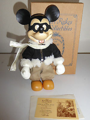 Robert Raikes Collectables  Authentic Mickey Mouse Aviator