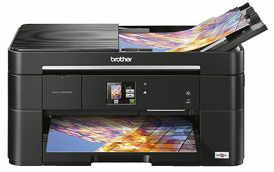 Brother MFC-J5320DW A4 A3 All-InOne Colour Inkjet Wireless Multifunction Printer