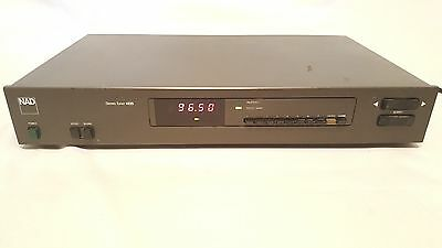 NAD 4225 AM FM Stereo Tuner -Tested
