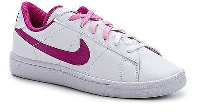 NIKE TENNIS CLASSIC GS LEATHER trainer STUNNING ladies/girls shoe size UK 5 EU38