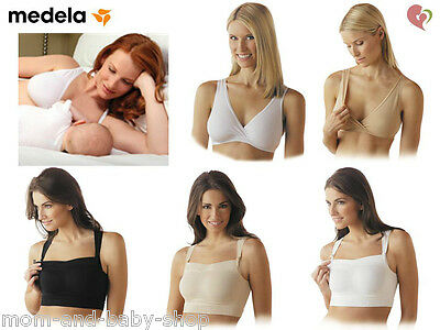 9941a2db59dd6 MEDELA NIGHT SLEEP COMFORT BREAST FEEDING MATERNITY NURSING BRA xSIZES