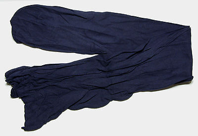 Girls Navy Blue Semi-Opaque Tights age 11-12 years NEW