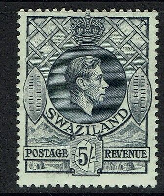 Swaziland SG# 37a  - Perf 13.5 x 14 - Mint Hinged - 090415