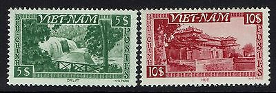 Vietnam SC# 10 and 11, Mint Never Hinged - Lot 110616