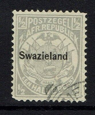 Swaziland SG# 4 - Used - 090415