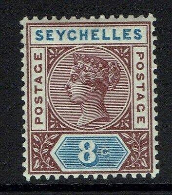 Seychelles SG# 11 - Mint Lightly Hinged - 082816