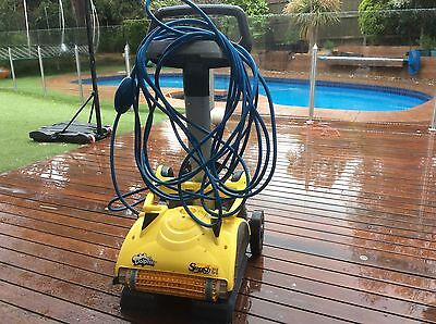 Maytronics Dolphin Swash CL Robotic Pool Cleaner