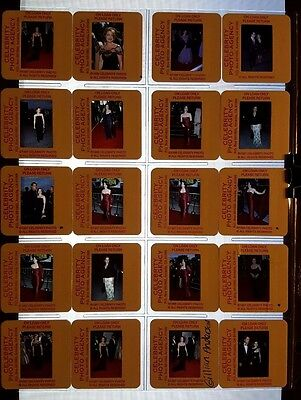 Gillian Anderson Transparency 35mm Slides Lot of 303 (1)