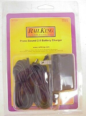 MTH 50-1019 Proto-Sound 2.0 Battery Charger