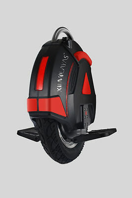 Xima Lhotz 19 mph max speed electric unicycle - GW MSuper challenger