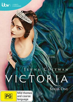 Victoria - Season / Series 1 DVD R4 Brand New!