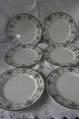 Losol Ware Keeling Bowness Set of 6 salad plates (19.5cm)